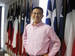 CADAH President - Jay-Jiguang Zhu